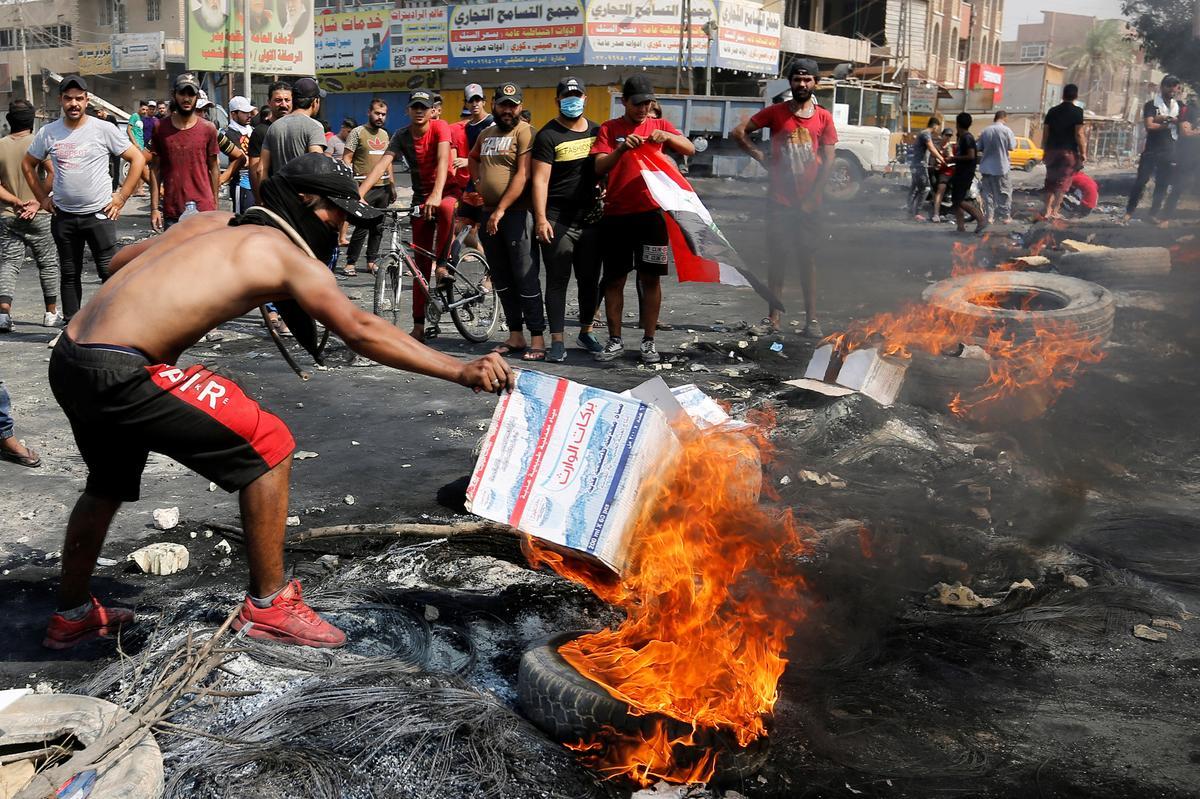 Verduideliker: Dodelike burgerlike onrus - wat gebeur in Irak?