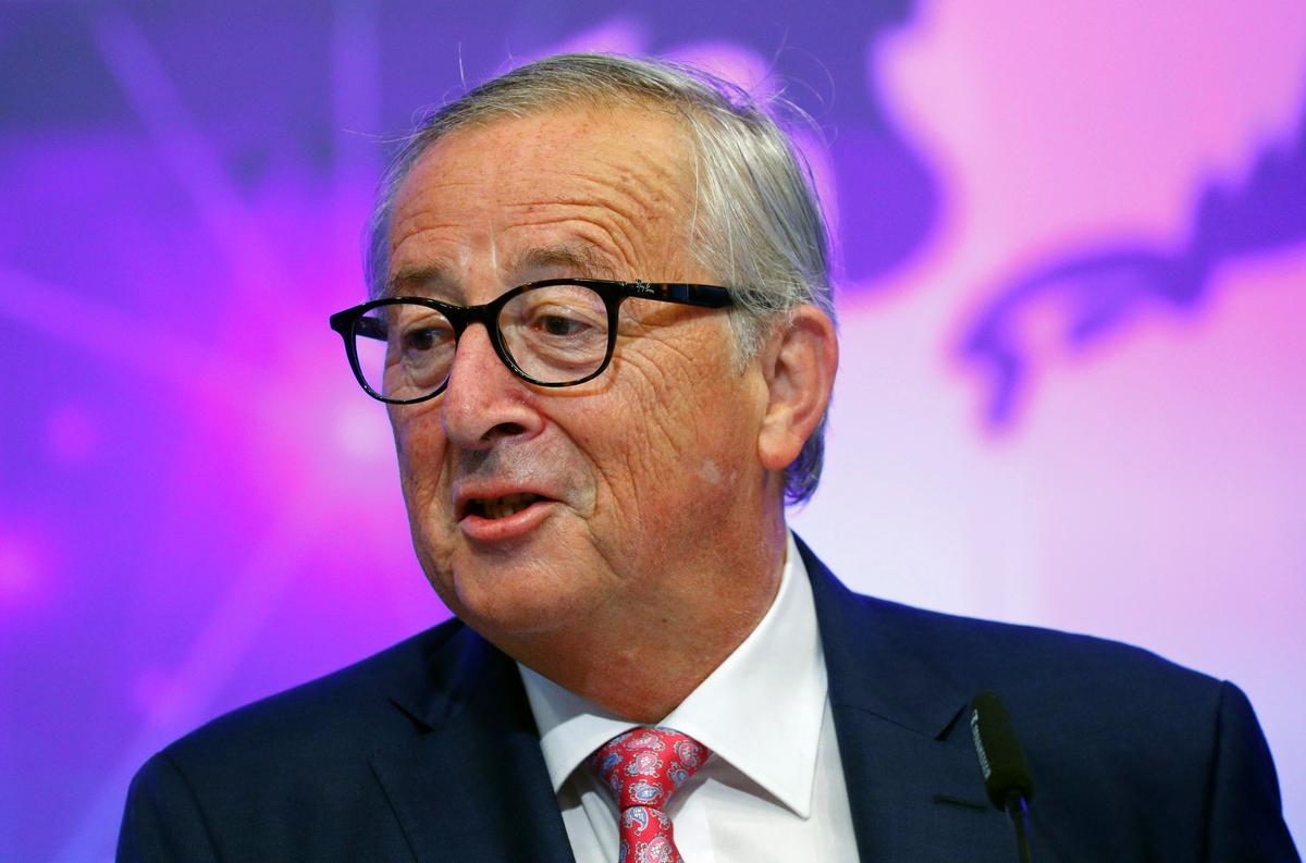 Problems in Britain's latest Brexit proposal: EU's Juncker