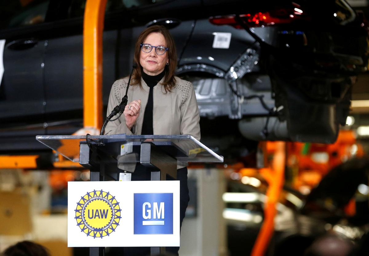 Behind the GM strike: Declining productivity at U.S. operations
