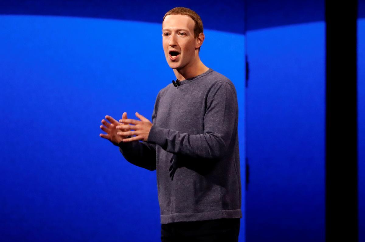Facebook's Zuckerberg defends decision on encryption
