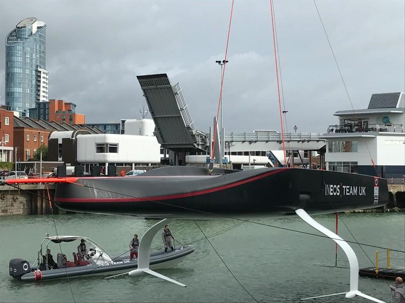 Ainslie aims to rule America's Cup new wave with historic 'Britannia'