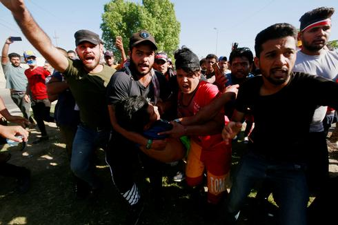 Deadly protests spread across Iraq