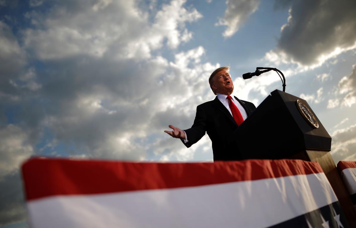 Trump herverkiesingsveldtog geteiken deur Iran-gekoppelde hackers: bronne