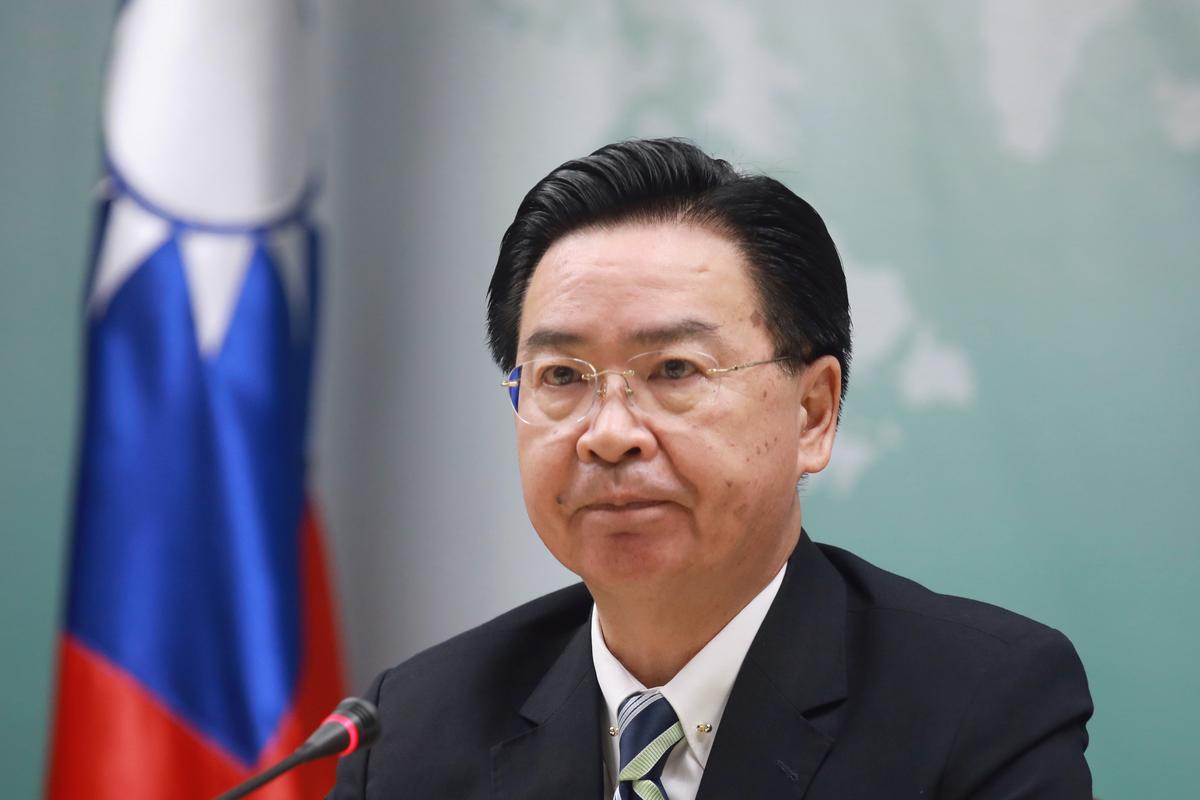 Taiwan sê China is 'n 'outoritêre' bedreiging in die Stille Oseaan