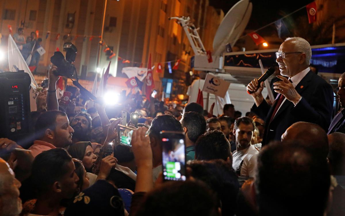 Die verkiesing in Tunisië gee 'n paar leidrade vir die vorm van die volgende regering