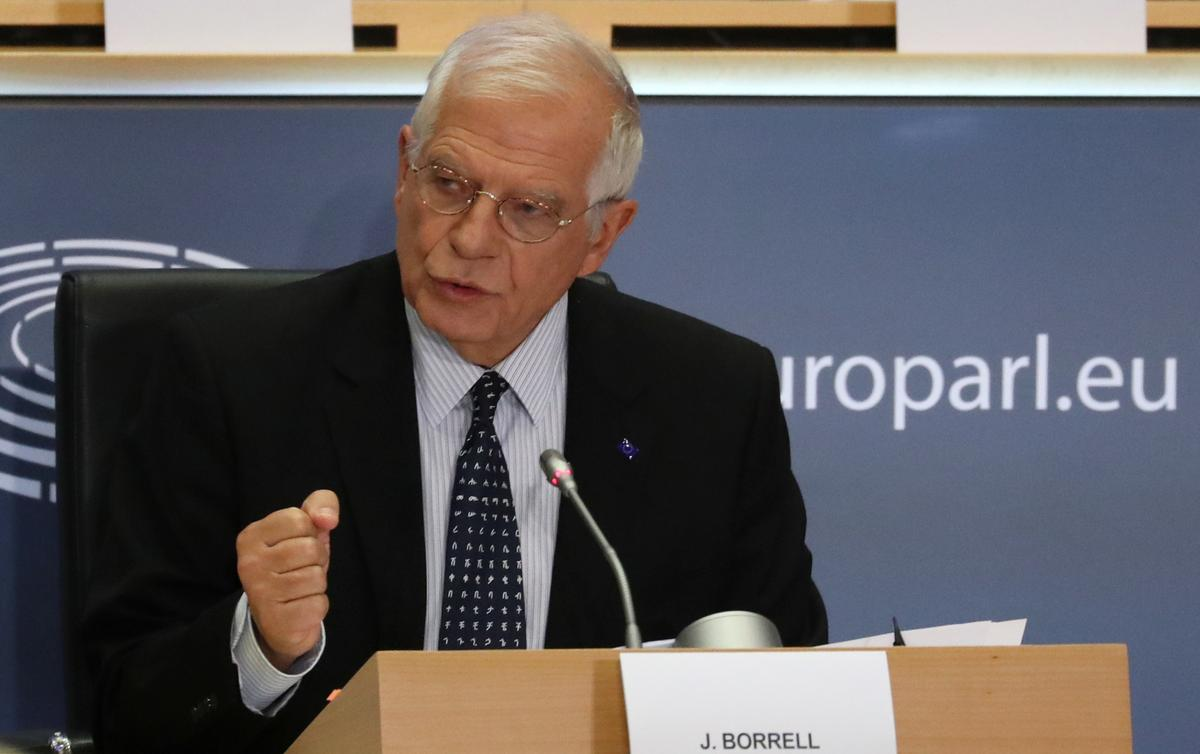 Onmoontlike missie: Volgende hoof van die buitelandse beleid van die EU waarsku oor EU-irrelevansie