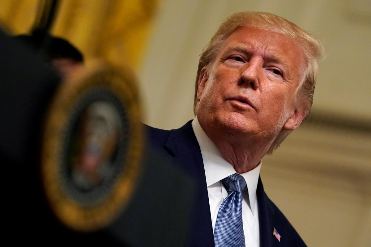 Trump-veldtog wys veranderings in die Republikeinse heerskappy gerig op die verenigde 2020-konvensie