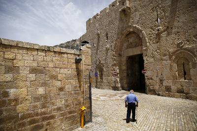 The gates of Jerusalem's Old City