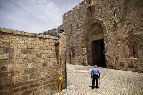 The gates of Jerusalem's Old City