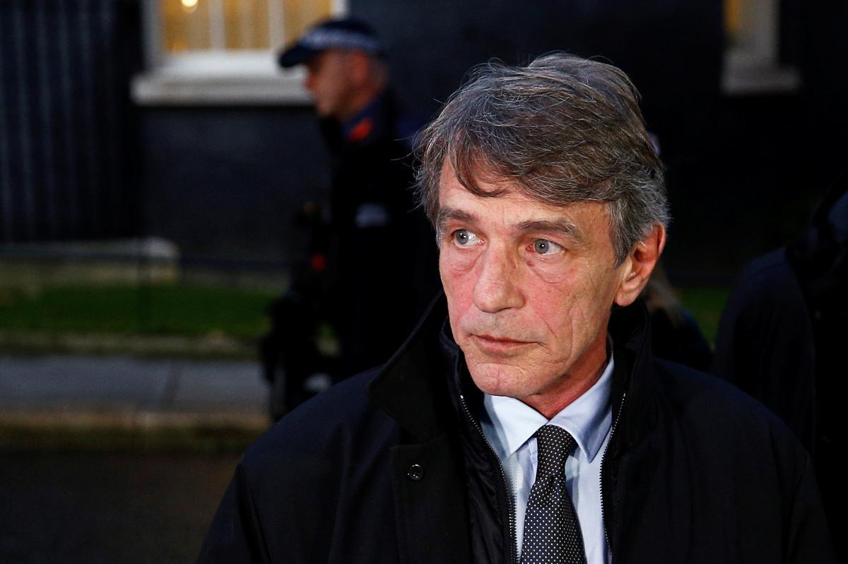 Die EU-parlementshoof sê 'geen vordering' met Brexit-gesprekke nie