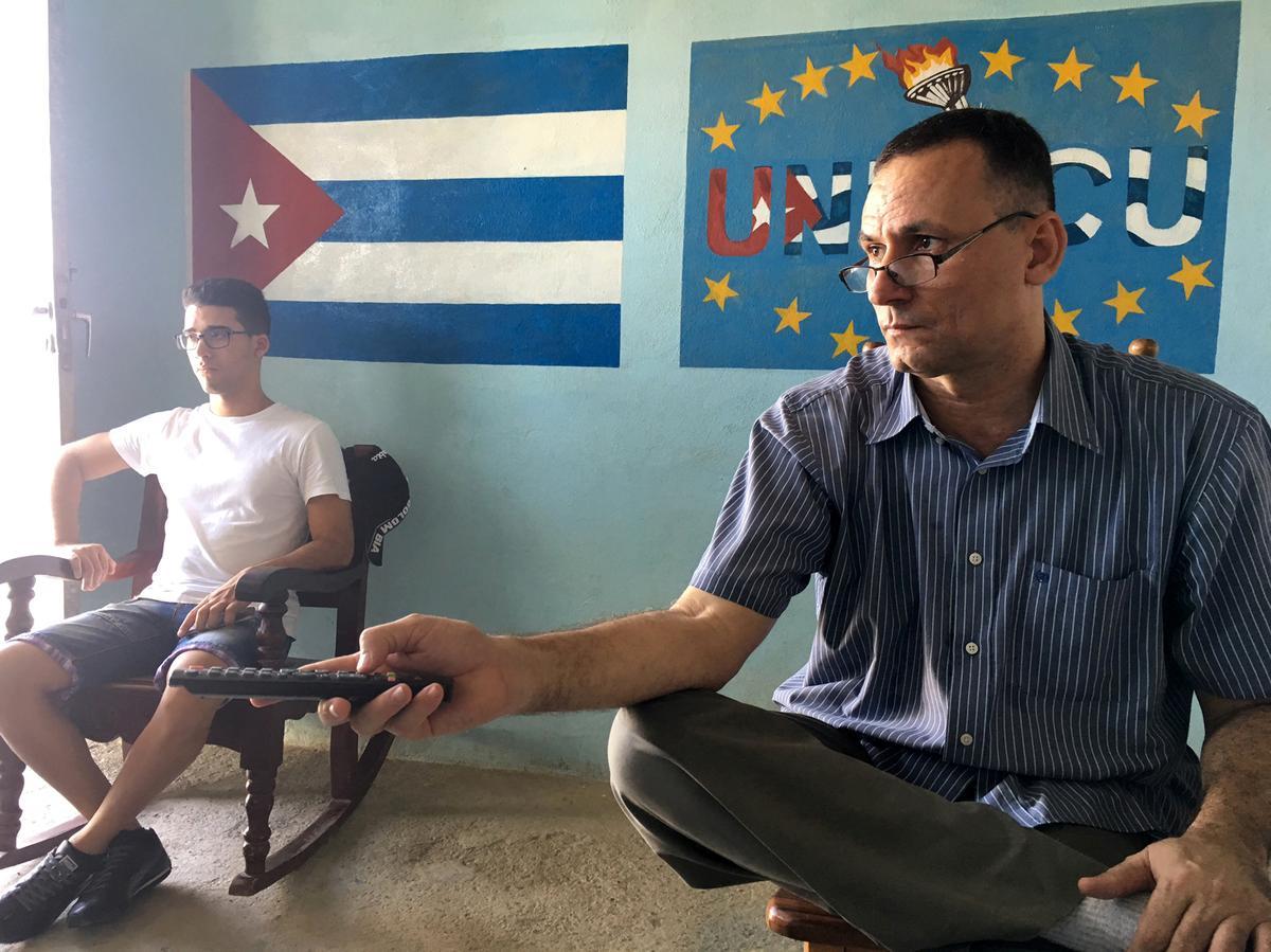 Amnesty vra vir vrylating van die vooraanstaande Kubaanse dissident