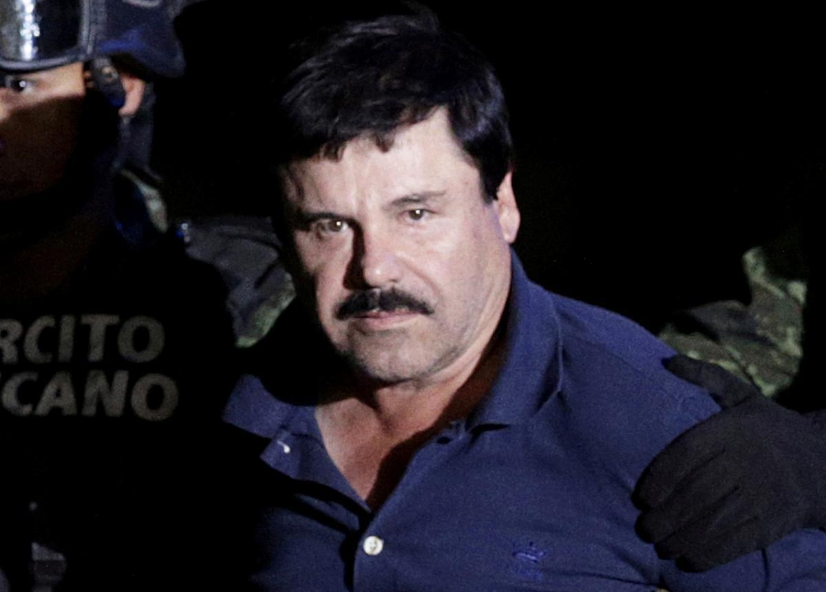 Die Hondaanse president se broer het 'El Chapo' beskerming belowe, sê getuie