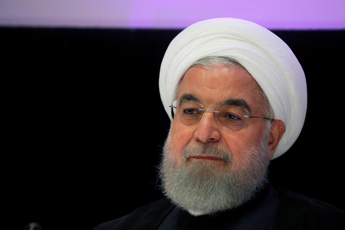 Iran's Rouhani urges Turkey to avoid military action in Syria