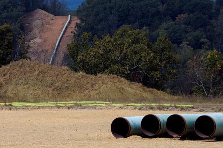 Trump's fast-tracking of oil pipelines hits legal roadblocks