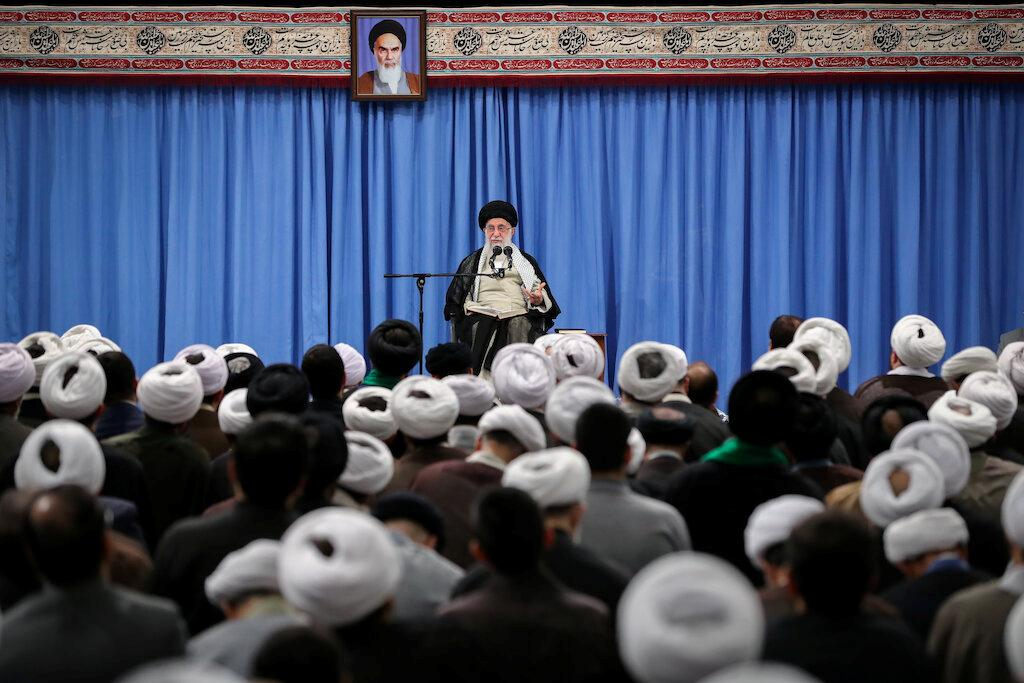 Iran's Khamenei says building, using nuclear bomb is forbidden under its religion: TV