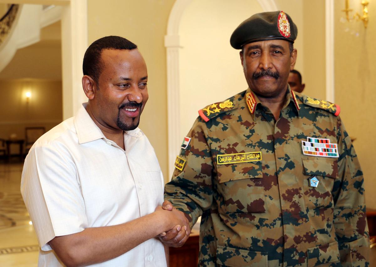 Ethiopia's peacemaking prime minister emerges as a Nobel favorite