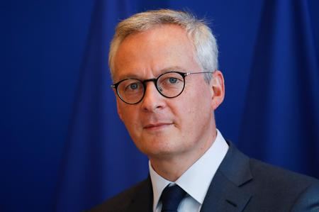 U.S.-China trade war may cut global growth by half a point next year: Le Maire