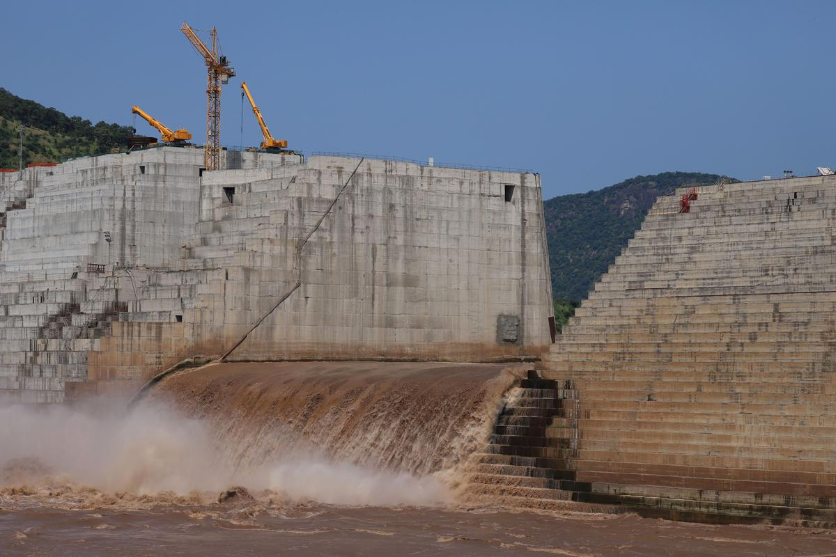 Egypt denounces Ethiopia for moving ahead with Nile dam amid water:...