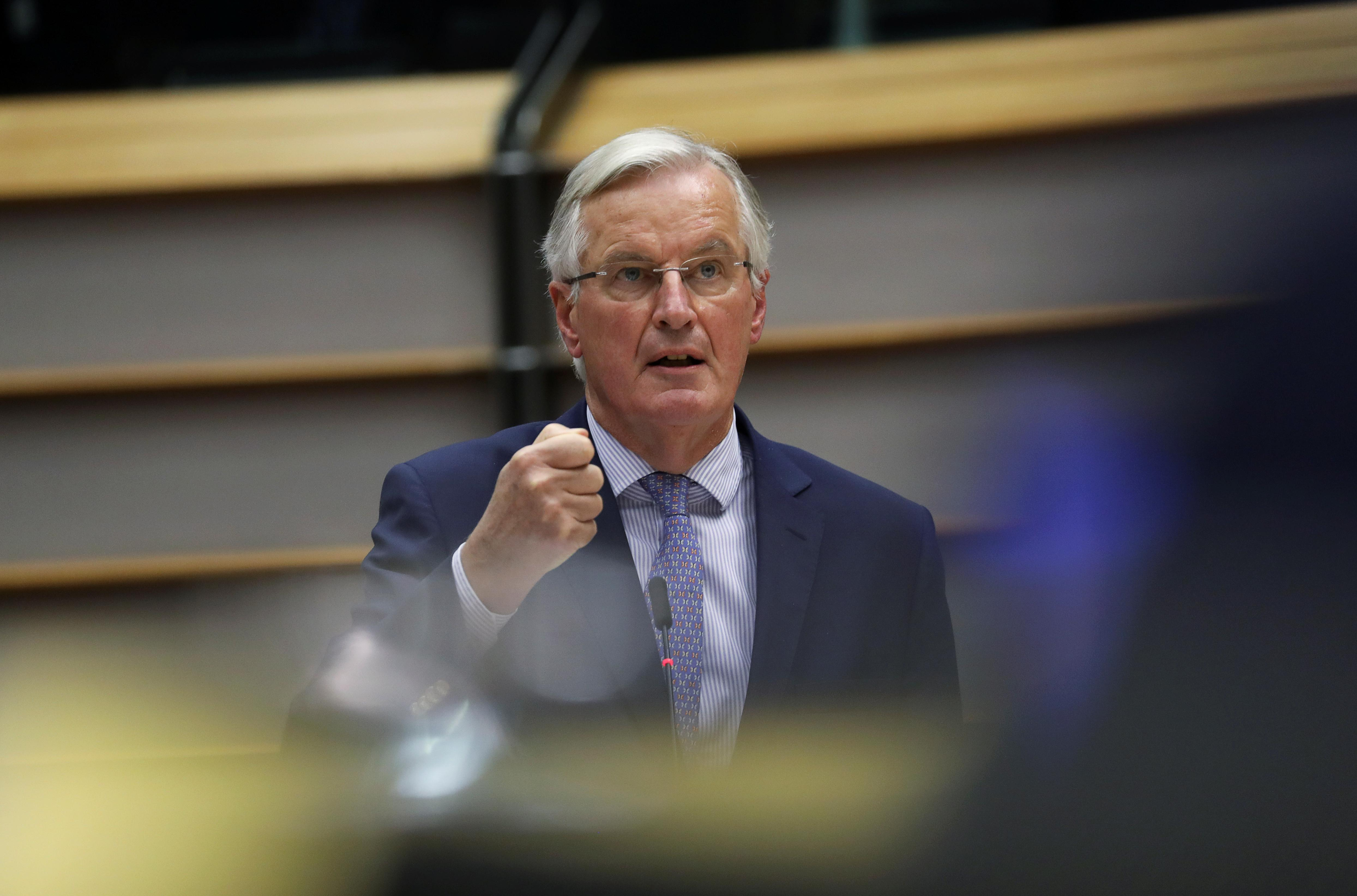 EU tells Britain: Make more concessions if you want a Brexit deal