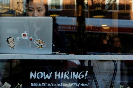Falling U.S. job openings point to slowing labor market