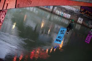 Extinction Rebellion climate protests go global