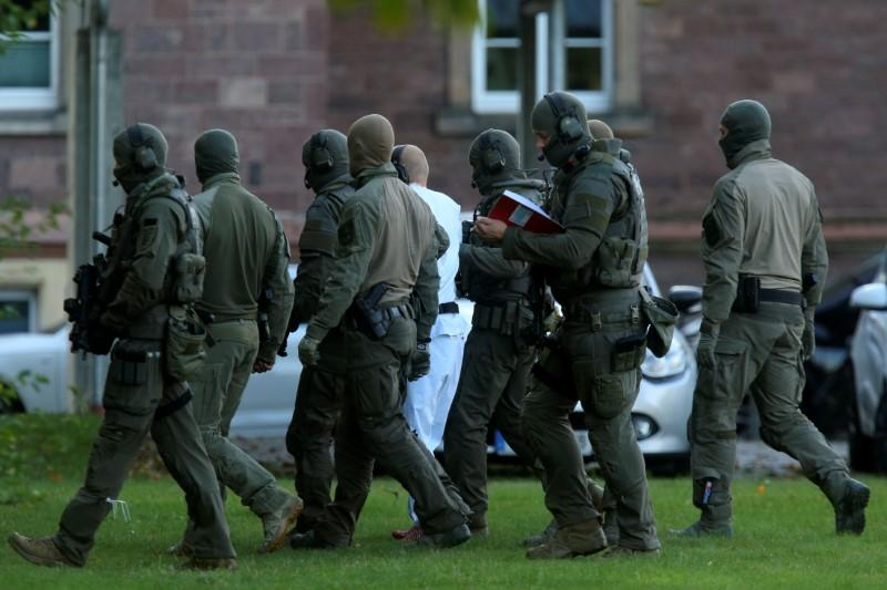 German prosecutor says shooting suspect wanted to carry out...