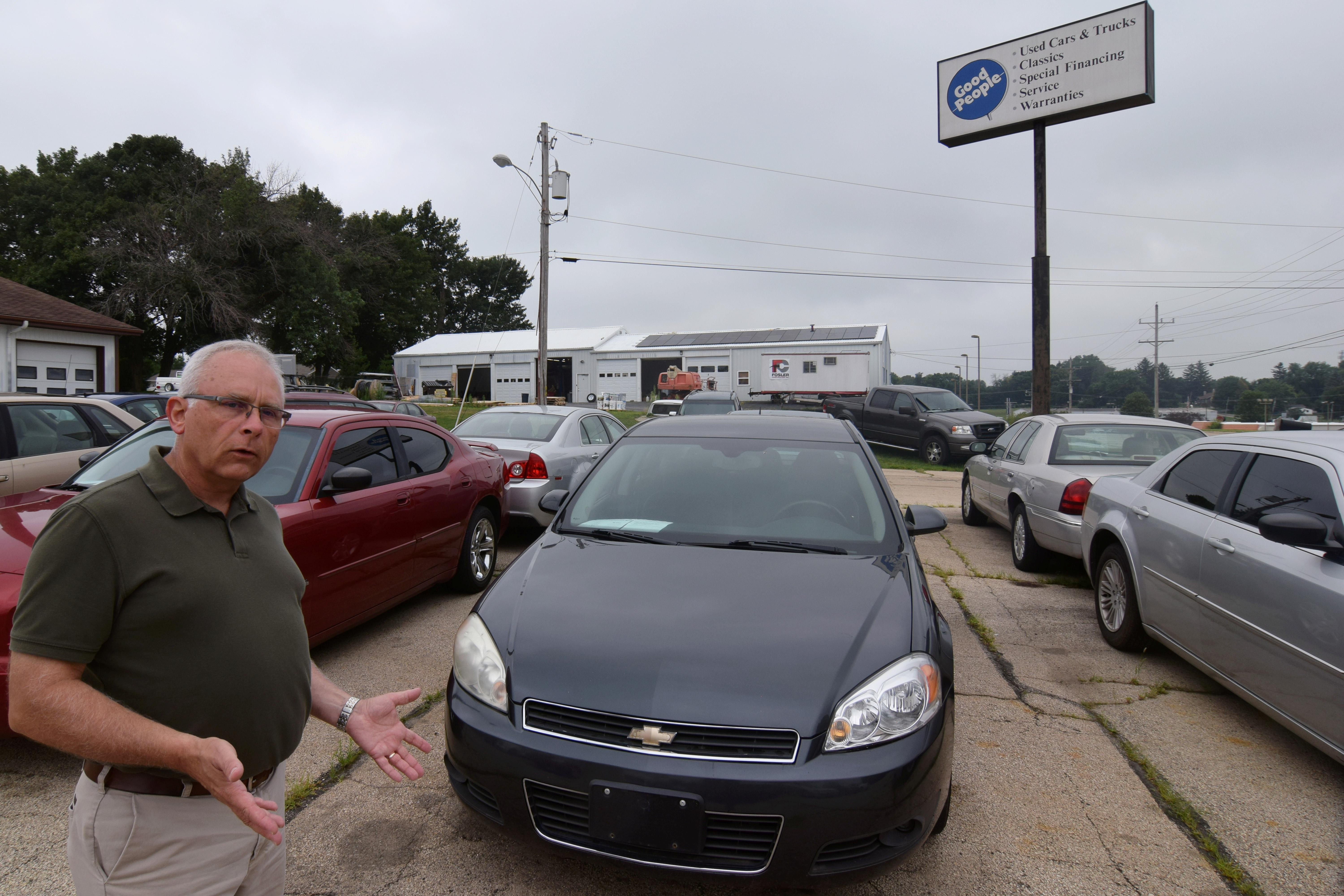 Rising old used car prices help push poor Americans over the edge