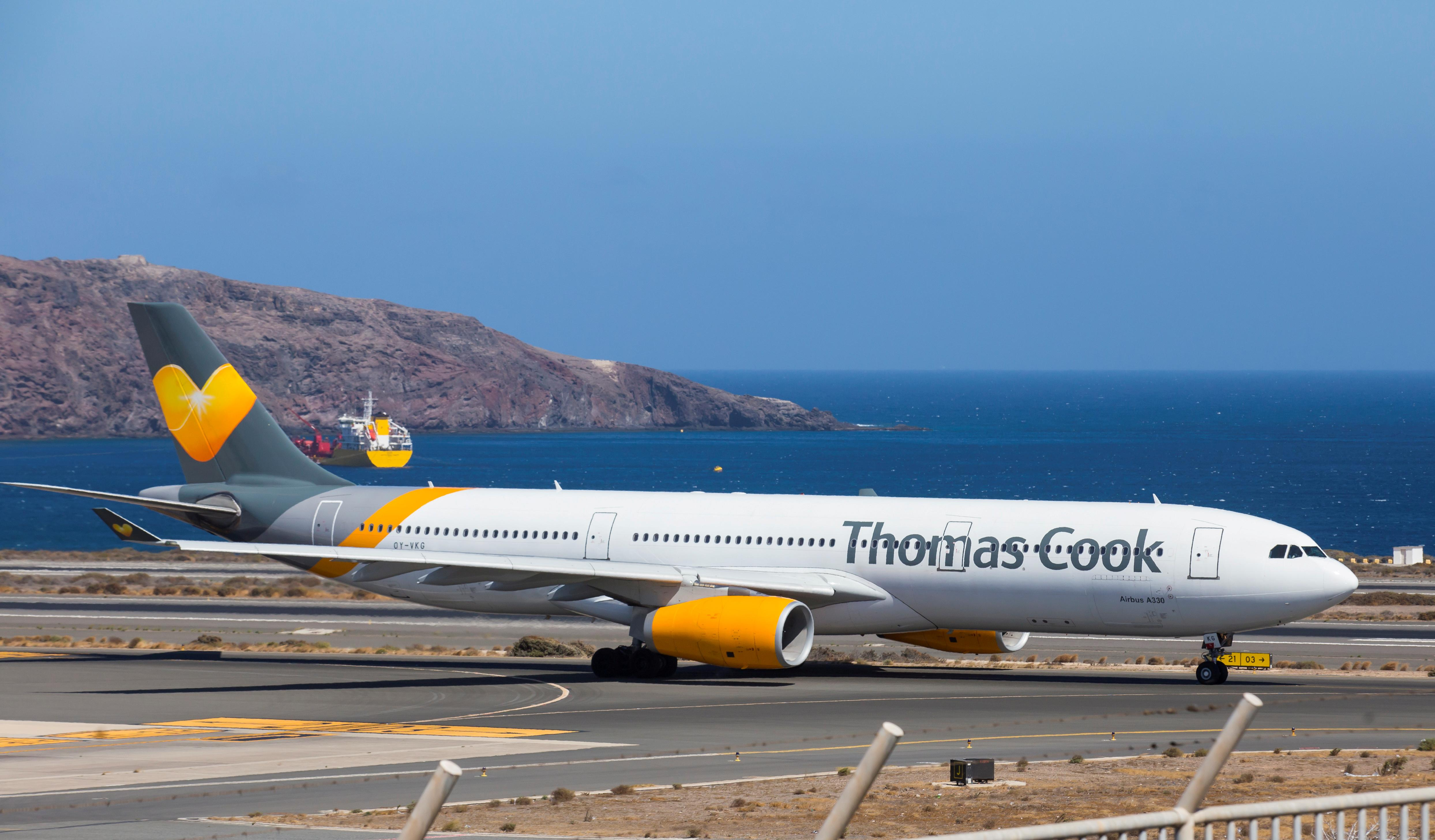 Travel firm Thomas Cook gets non-binding offer for Nordic operations