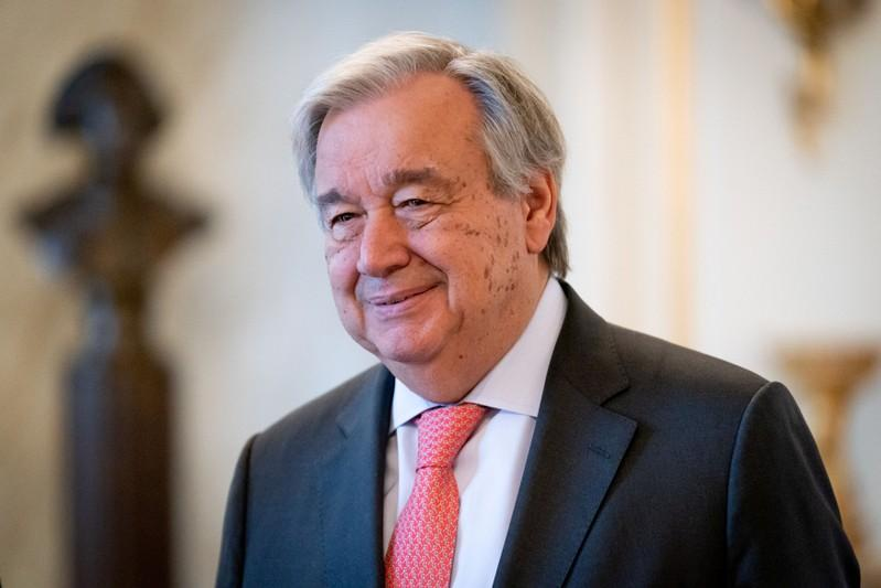 End world's 'coal addiction' to avert climate devastation, UN chief...