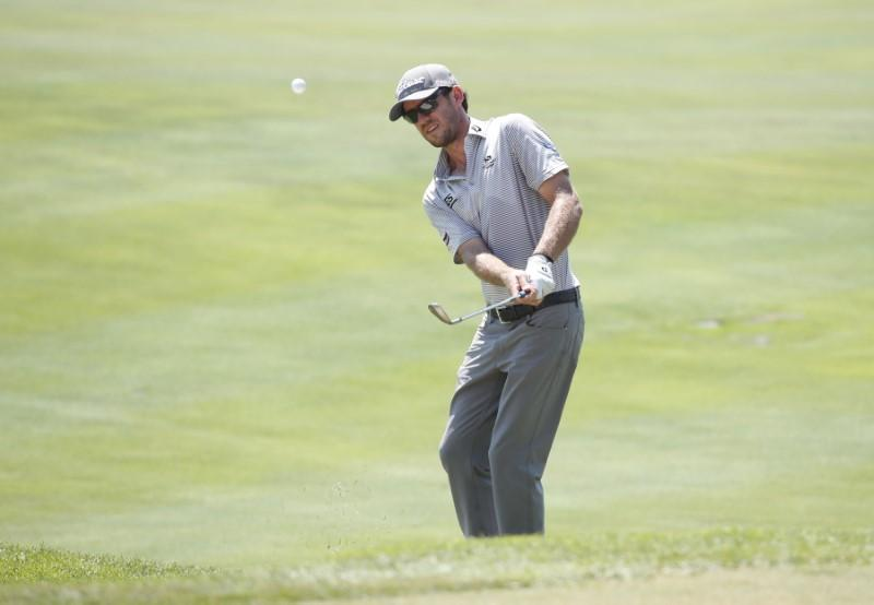 Cool dude Griffin takes one-shot lead after three rounds at Houston...