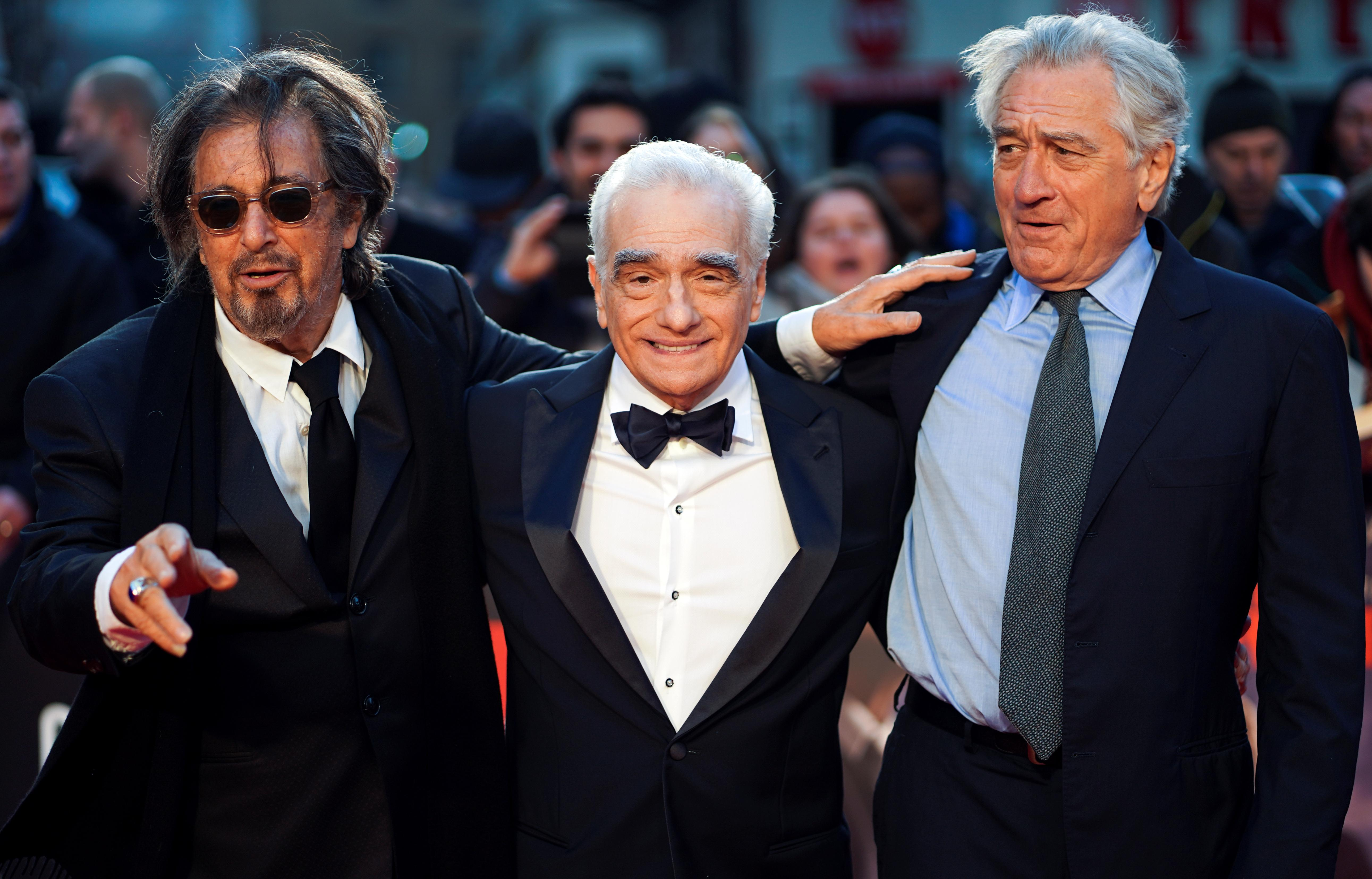 Scorsese says he wanted to 'enrich' past De Niro work with 'The...