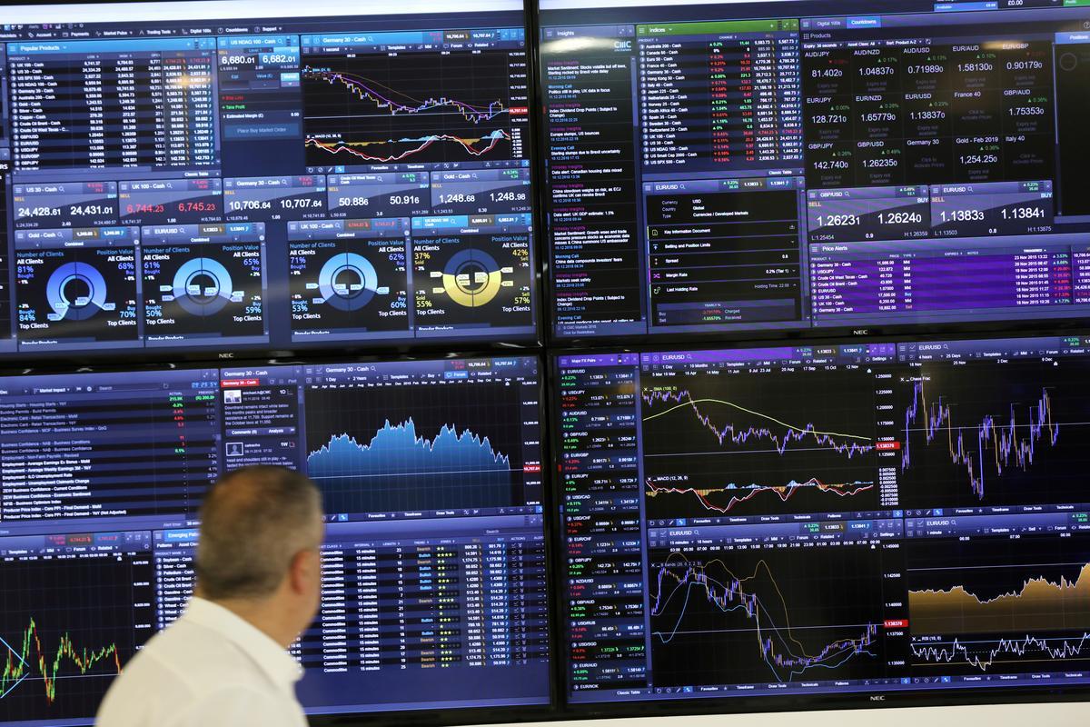 European stocks slip as China data, Brexit worries counter trade...