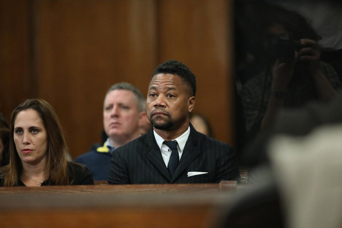 Actor Cuba Gooding Jr to plead not guilty to new charges in groping case: lawyer