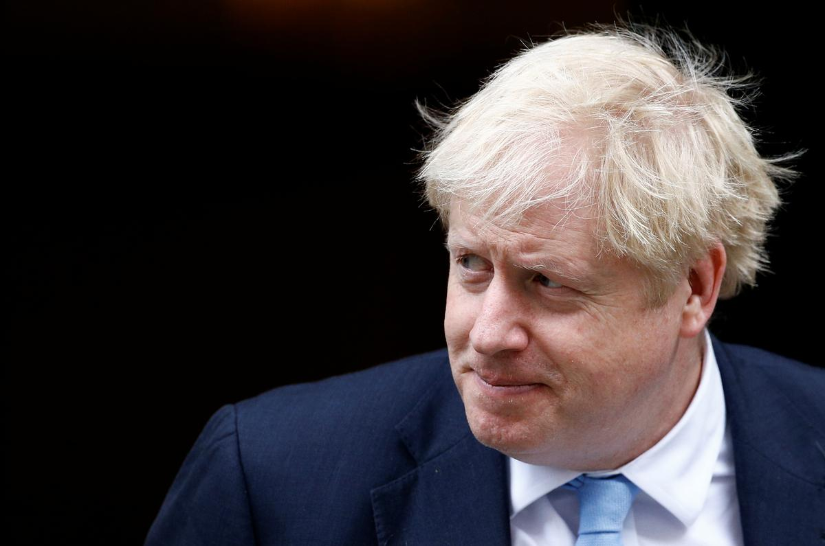 UK's Johnson to meet party lawmakers on Wednesday night