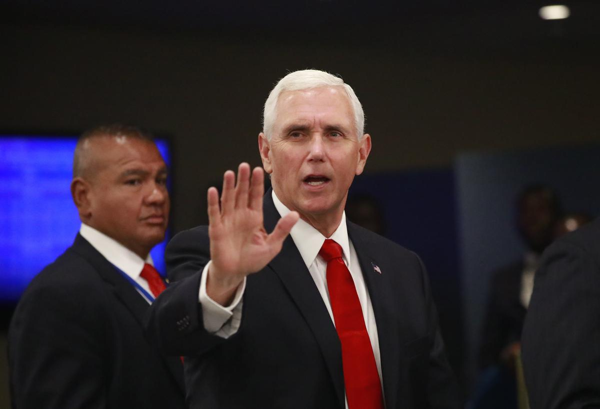 Pence, Giuliani will not cooperate in U.S. House impeachment inquiry