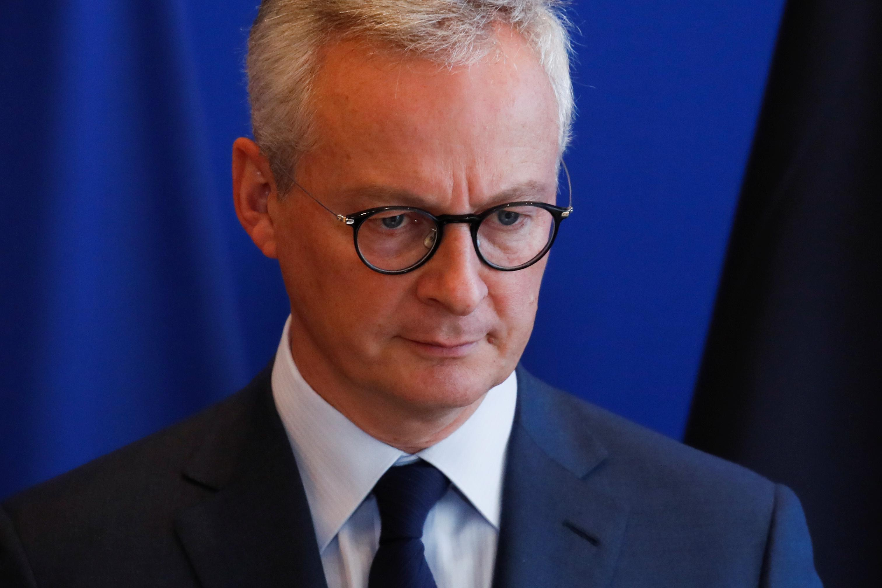 French Finance Minister: 'glimmer of hope' on Brexit deal