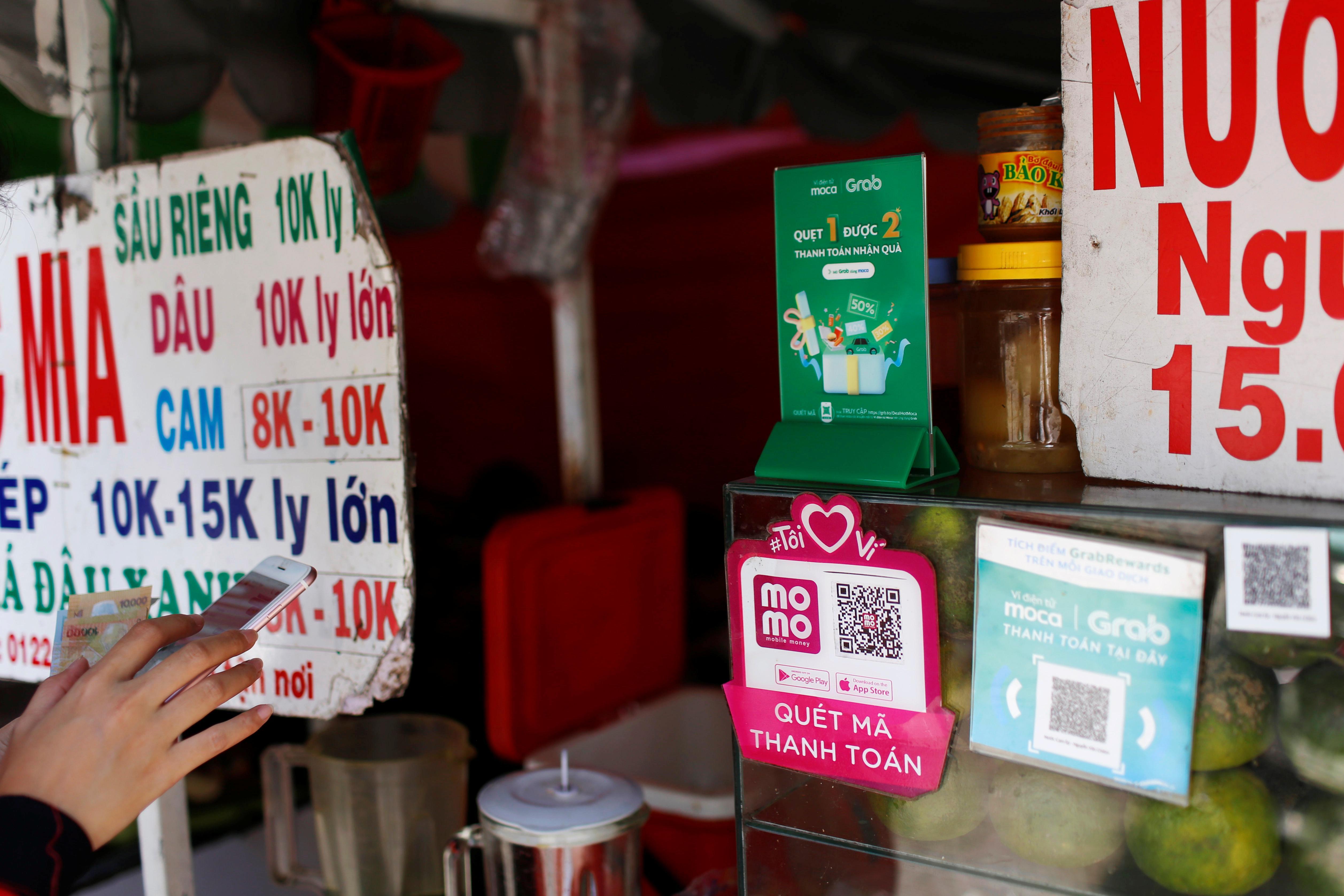 Les paiements mobiles en Asie du Sud-Est risquent de disparaître avec l'essor du marché