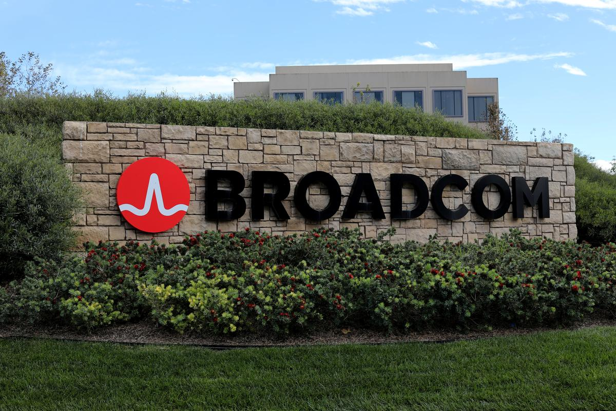 U.S. chipmaker Broadcom told to stop exclusivity deals till EU...