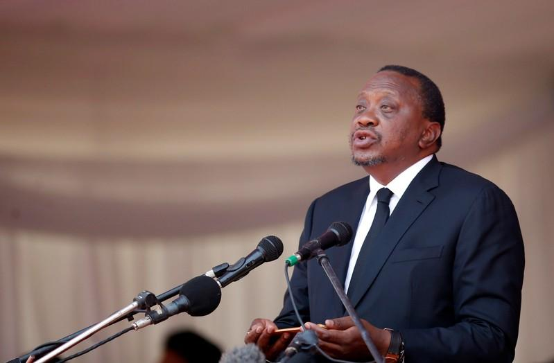 Kenya's president refuses to sign the budget over rate cap