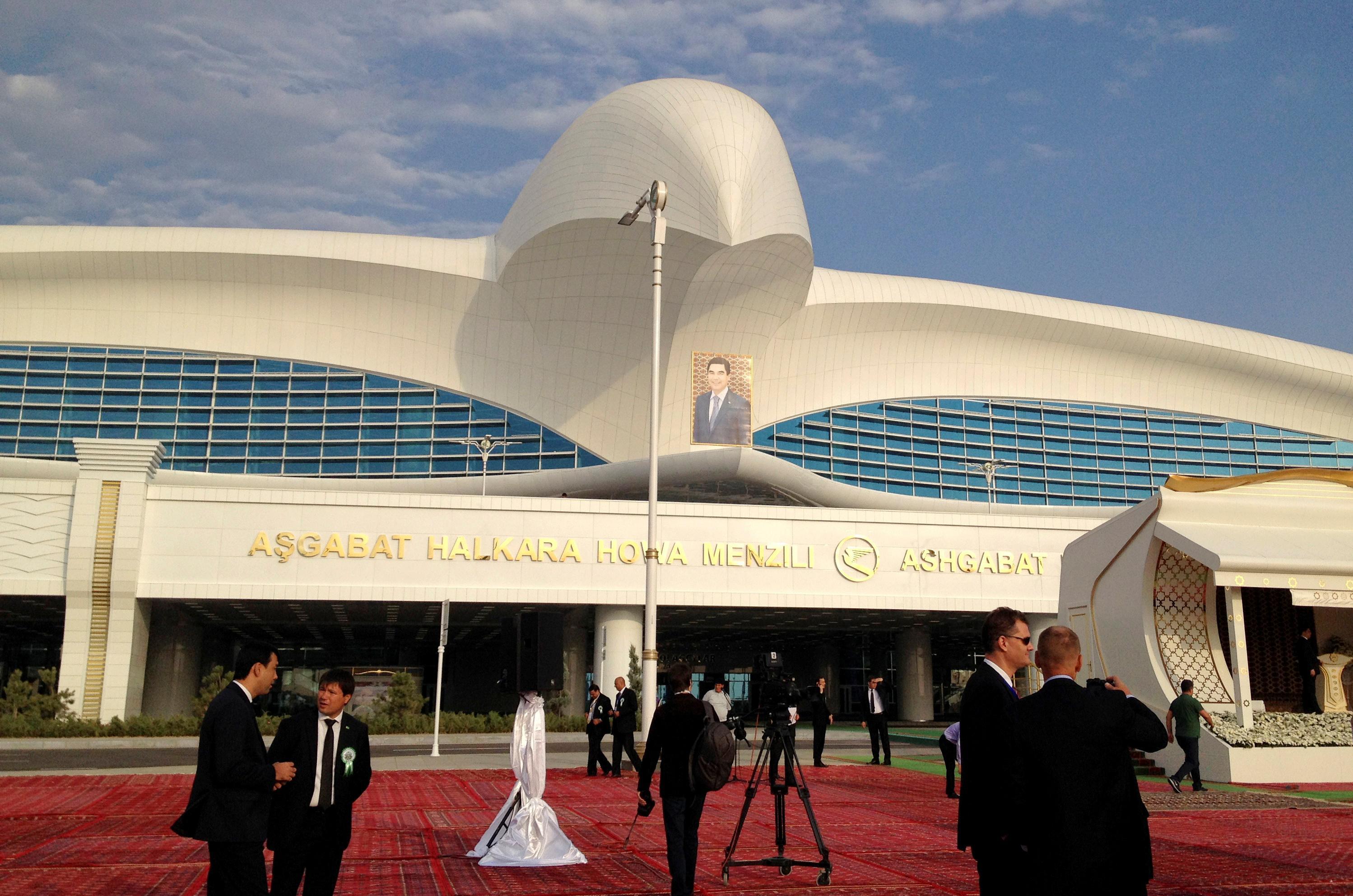 EU lifts ban on Turkmenistan Airlines