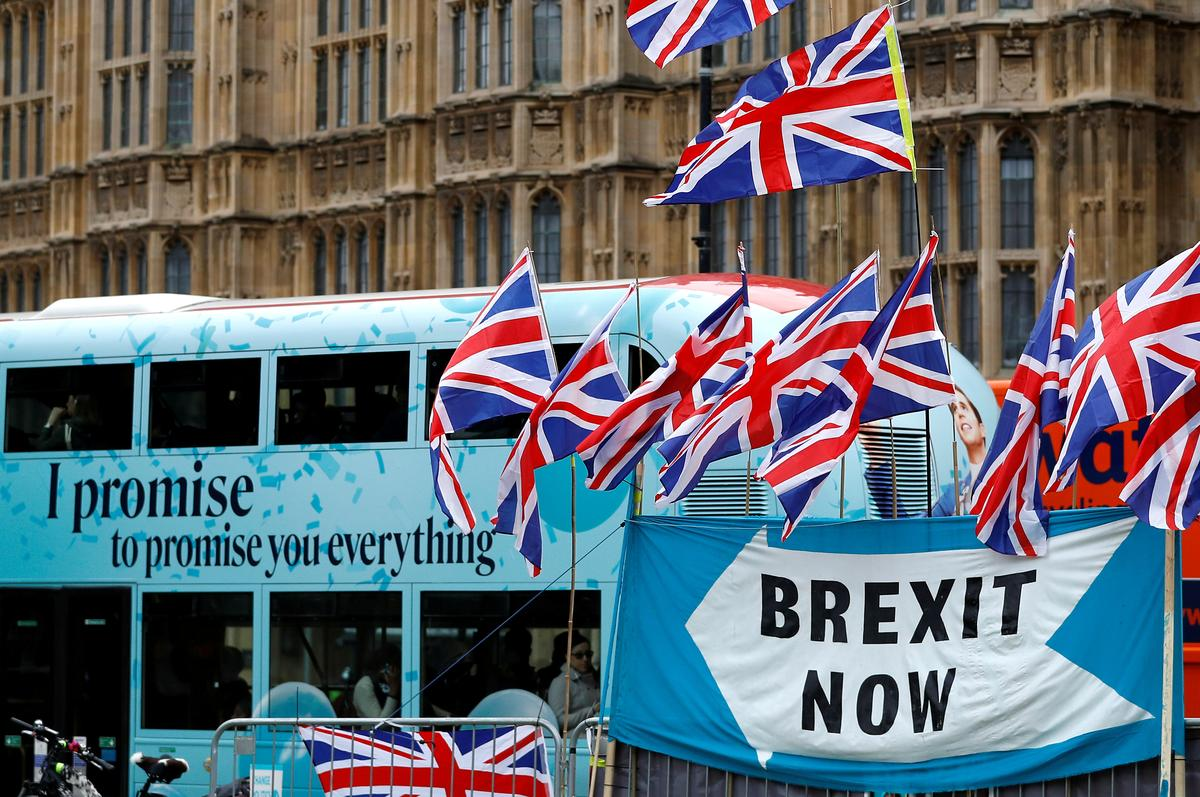 Britain will leave EU on October 31 if there is no deal - UK...