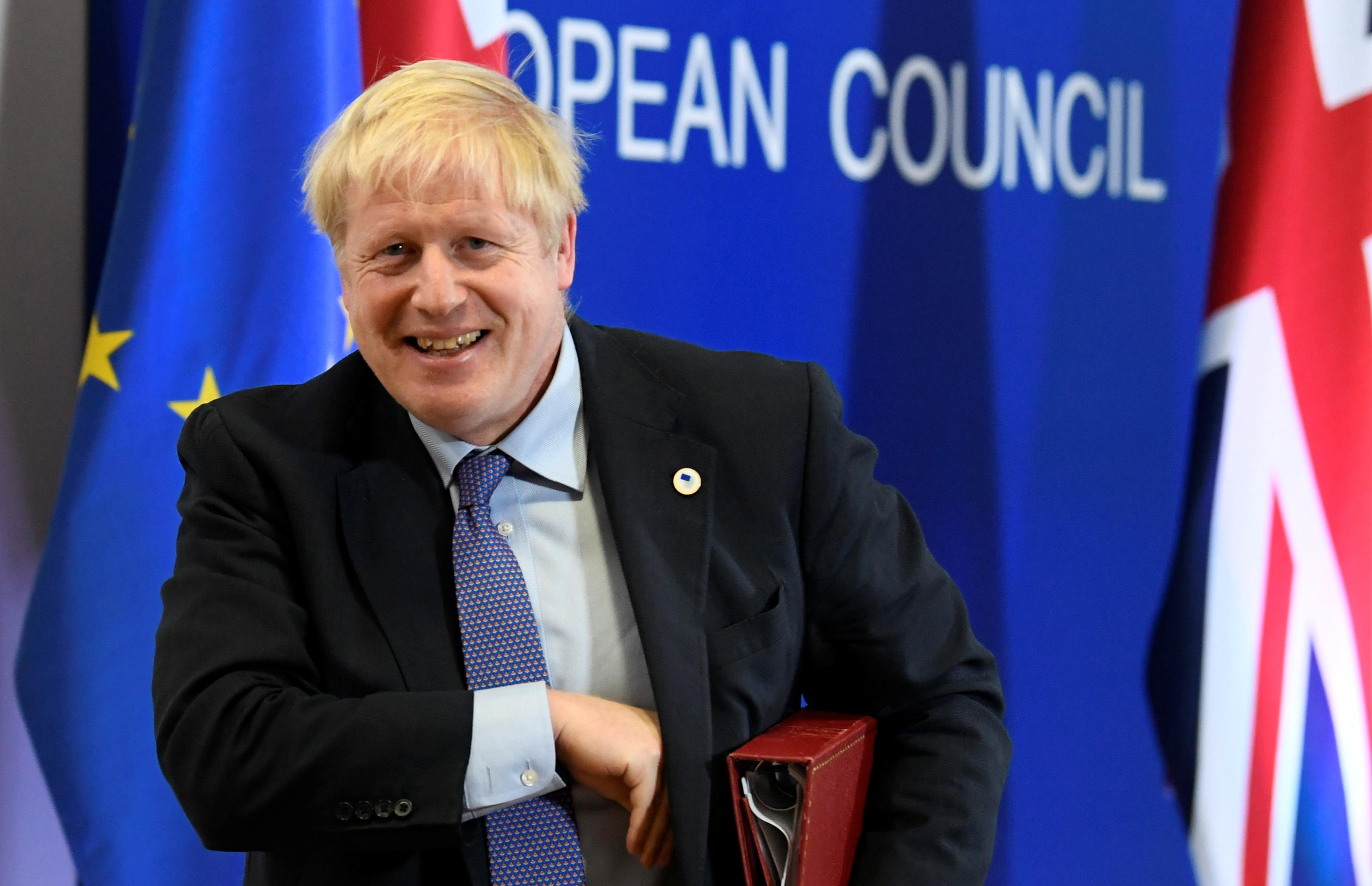 EU leaders 'sorry' to see Britain go as Johnson secures Brexit deal