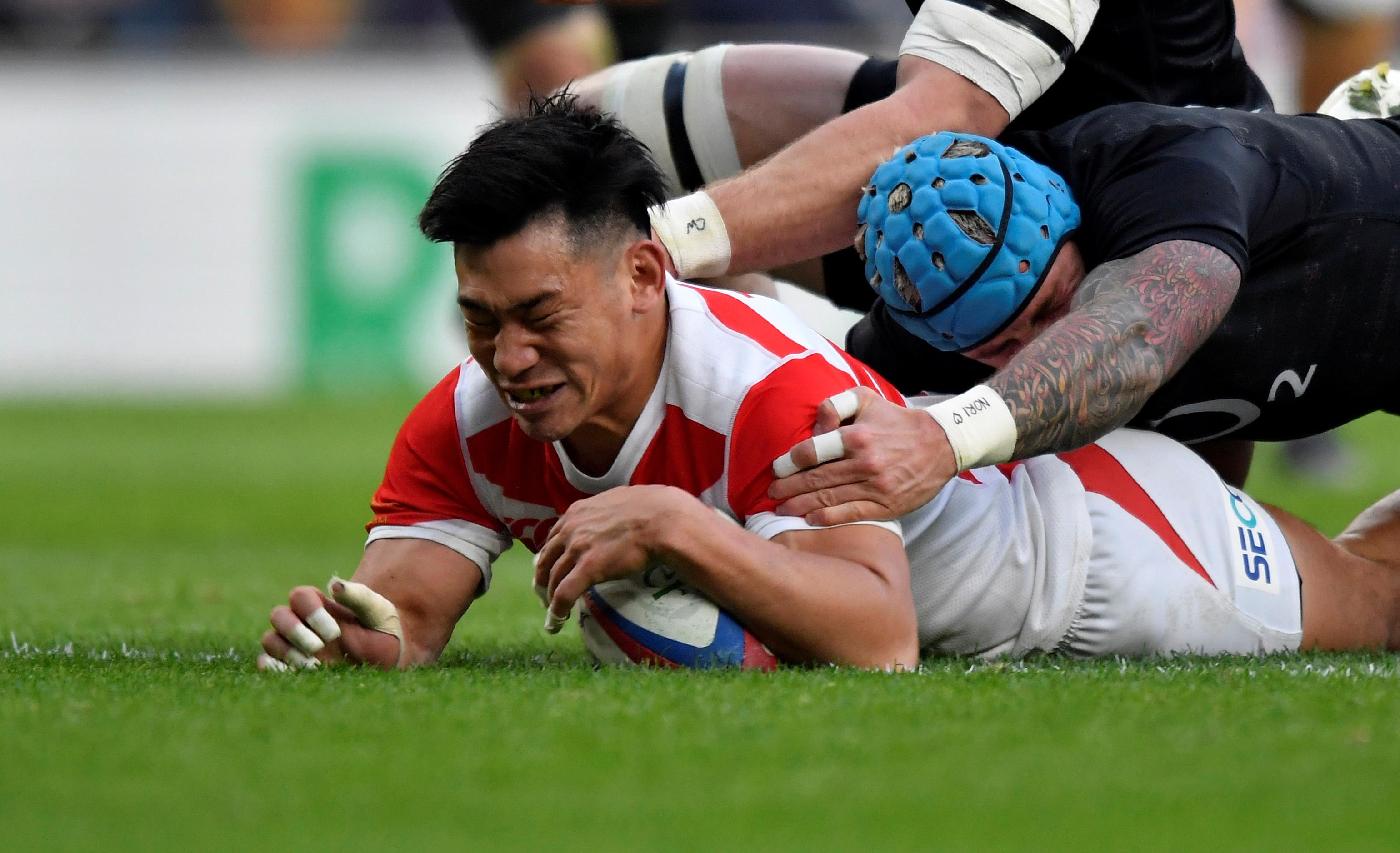 Japan's quarter-final against South Africa a culmination of...