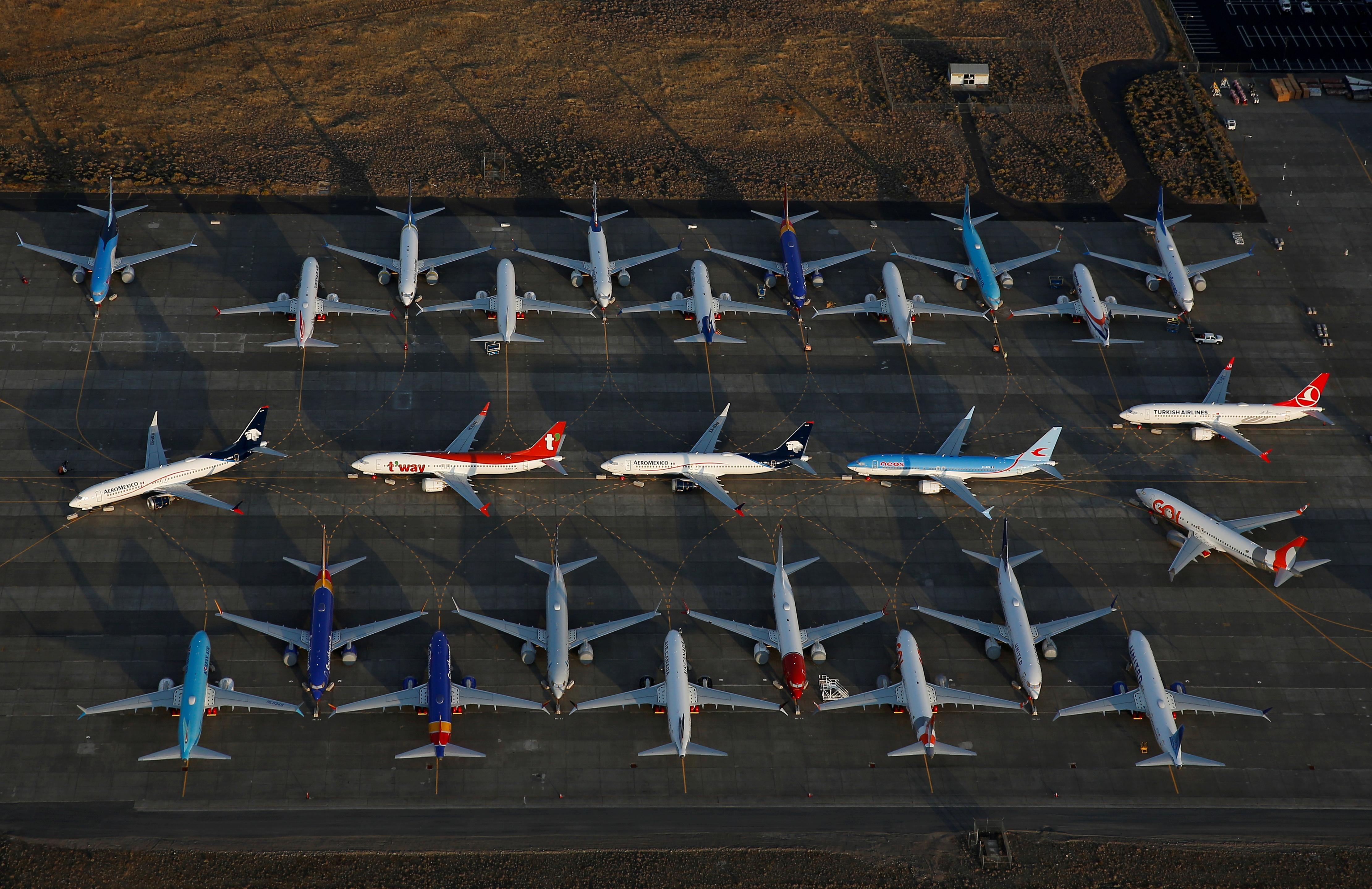 FAA turns over emails from former Boeing 737 pilot
