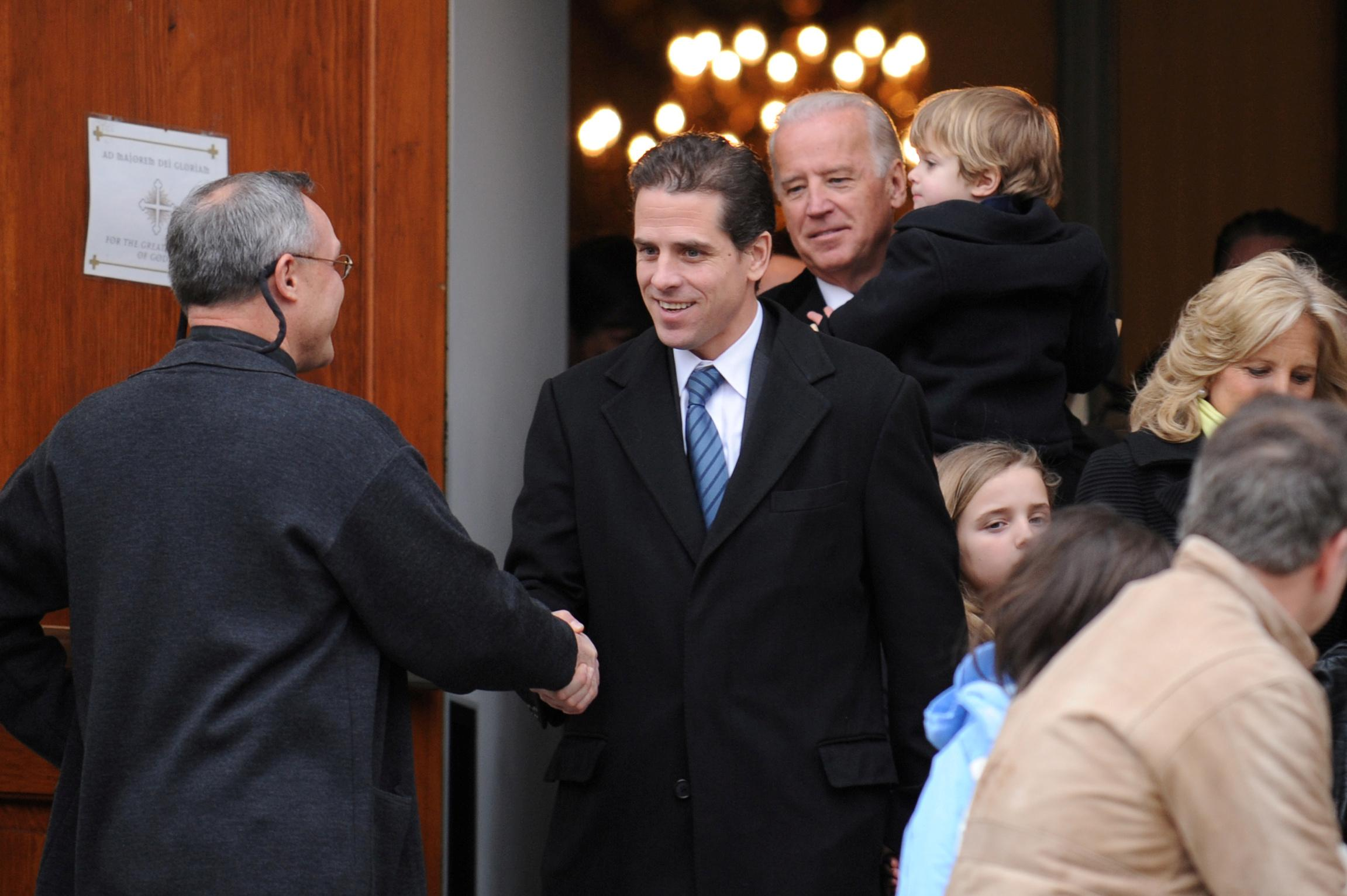 U.S. diplomat told Congress he raised red flag about Biden and...