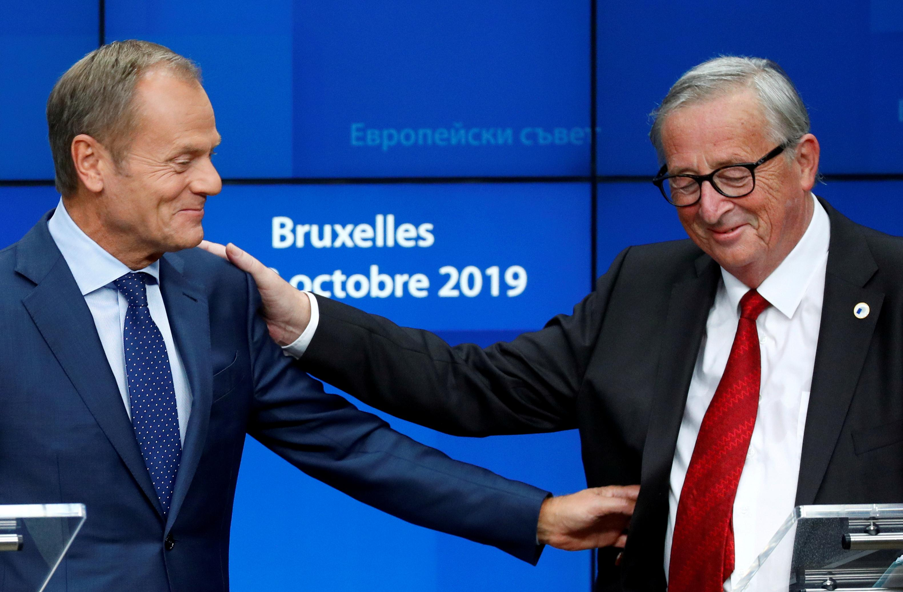 EU plays for time as Johnson spars with UK parliament on Brexit