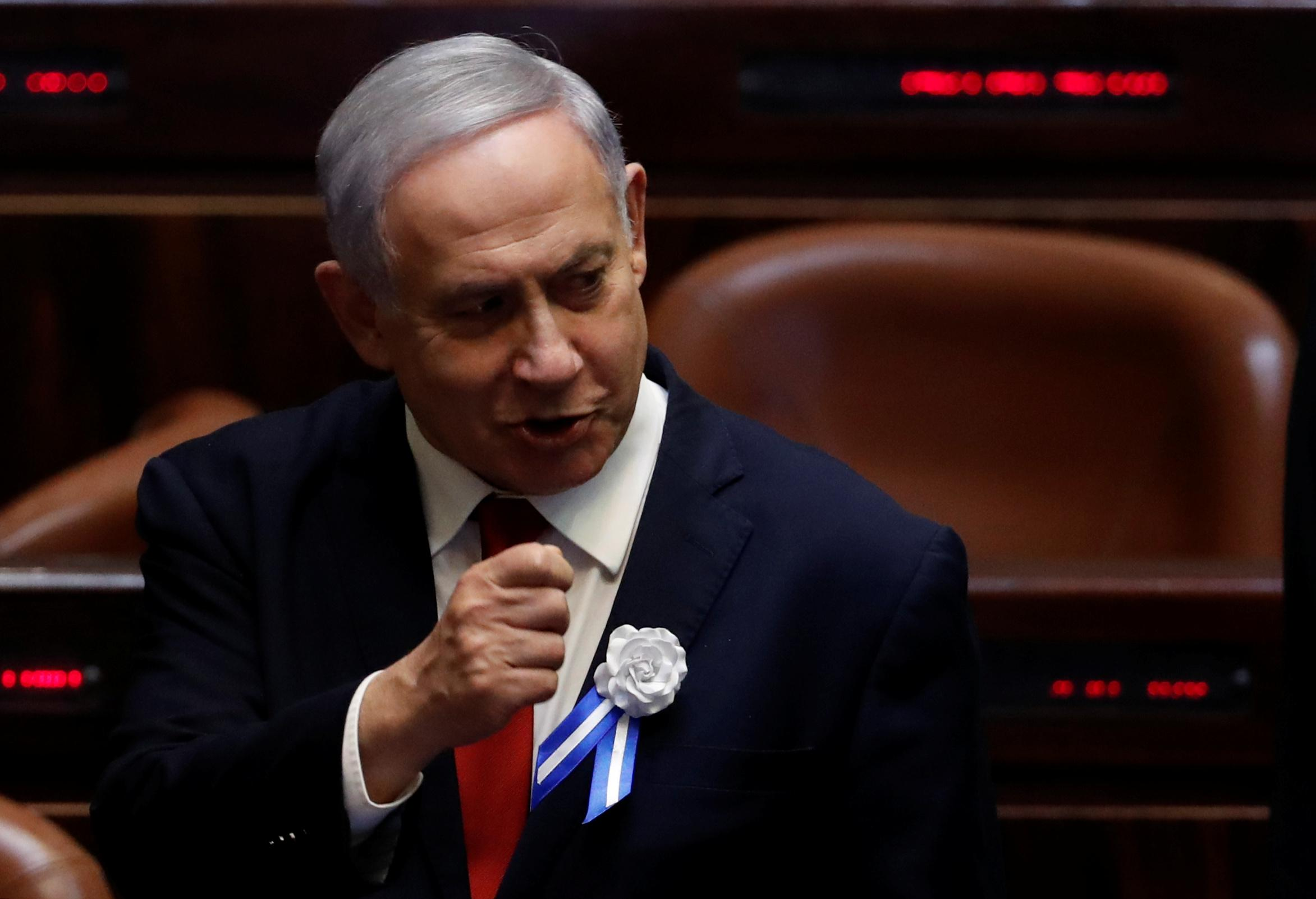 Israel's Netanyahu gives up effort to form new government