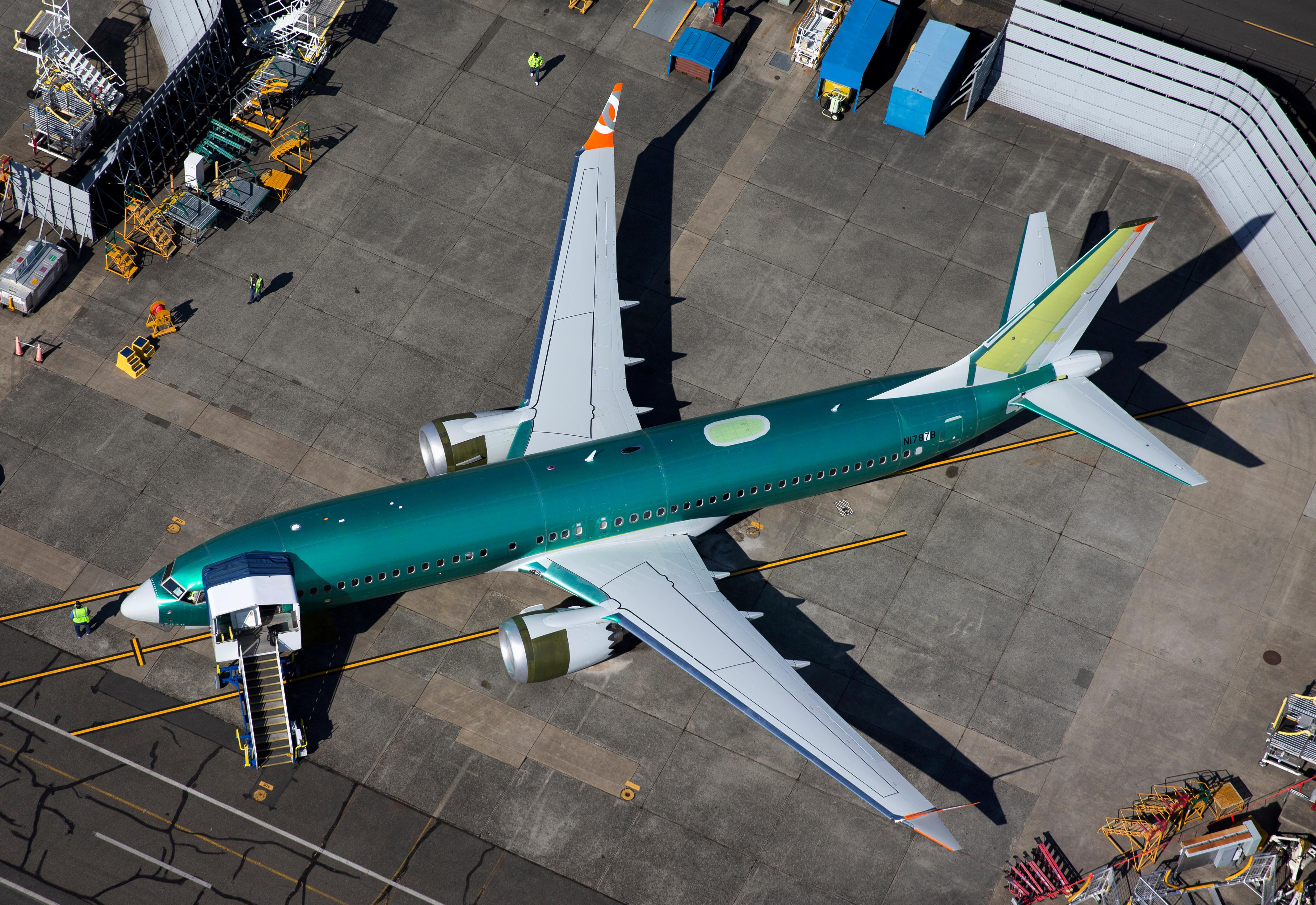 Exclusive: Europe regulator to clear Boeing 737 MAX in January at...