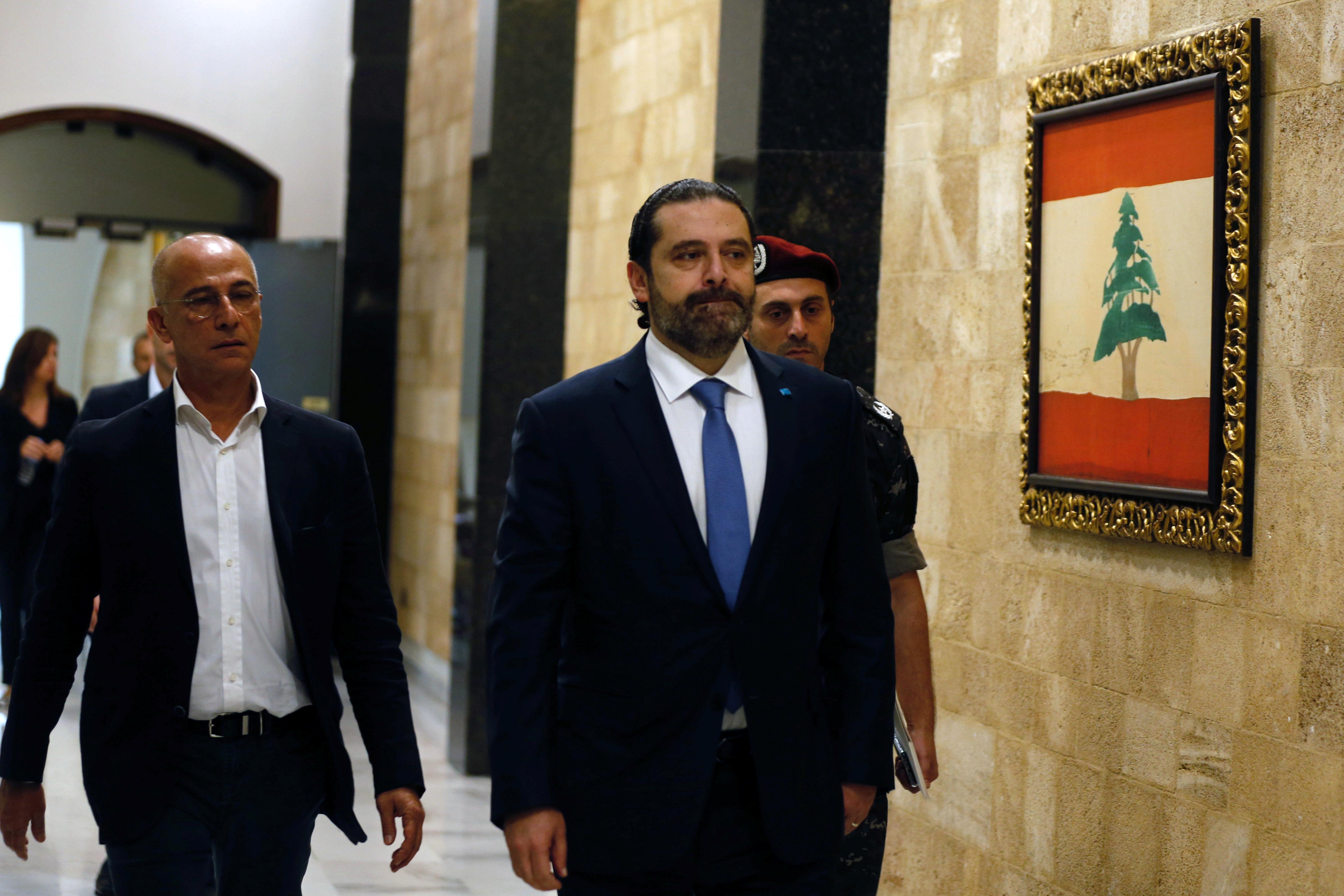 Instant View: Lebanon government agrees reforms as protests grip...