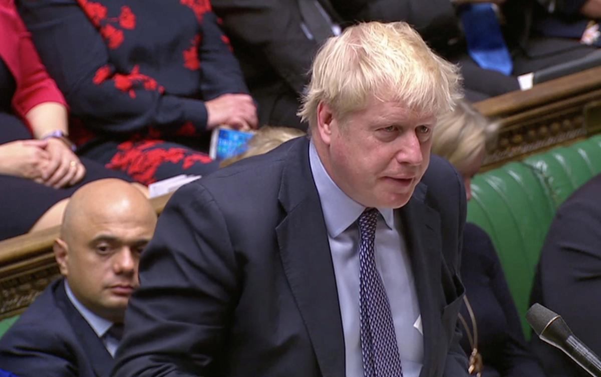 No more delays, UK PM Johnson appeals to parliament to back Brexit bill